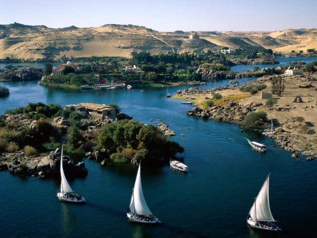 Egypt Nile River Water Flow Still Endangered by Dam ...