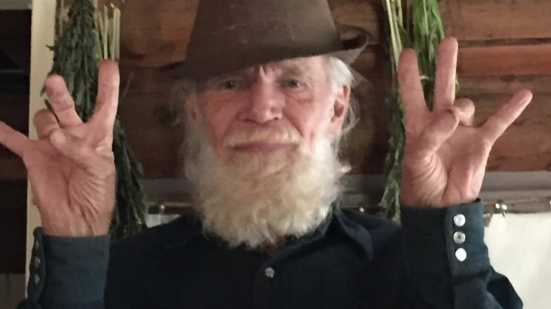 """Peter Steel """"Grampa Gnome"""" protector of Canada's Living Water – in time and on time"""