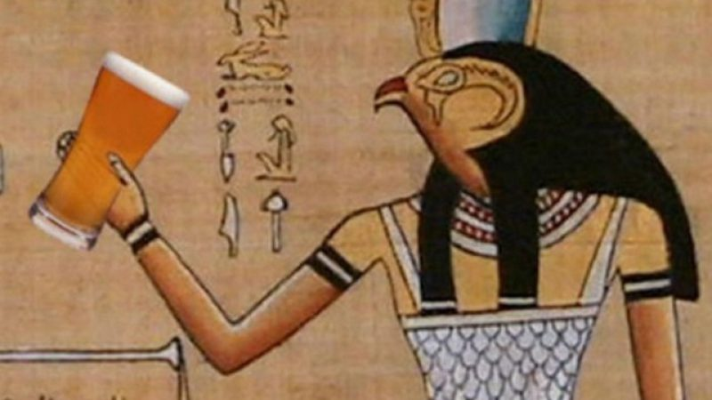 Scientists remake 5,000 year-old brew from Pharaoh's yeast