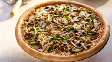 Domino's vegan pizza makes global first in Israel