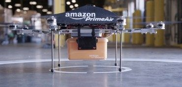 """Prime Air from Amazon could be used for green """"goods"""" too [video]"""