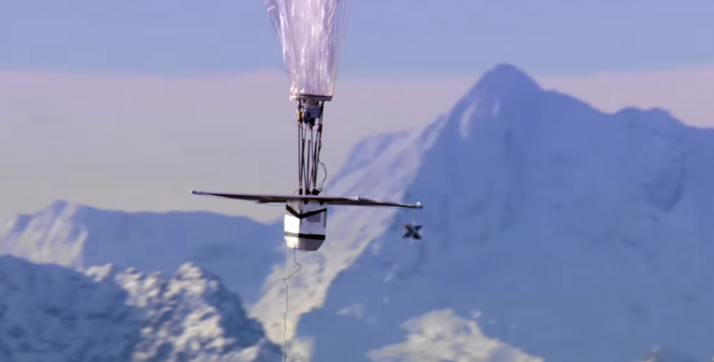 Project Loon Launches Balloon Based Internet Into The Stratosphere Green Prophet