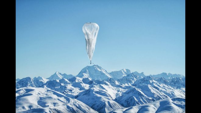 project loon by Facebook