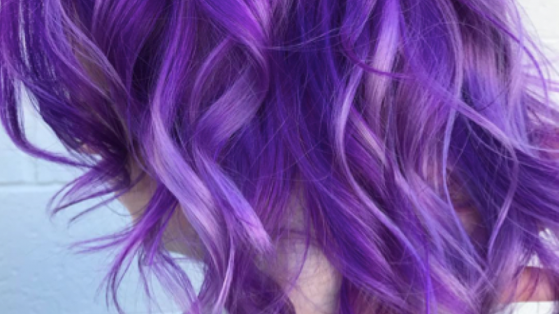 10 Enchanting Shades of Purple Hair You Will Flip Over