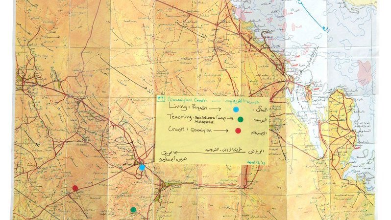 Bizarre phenomenon about women mapped in Saudi Arabia