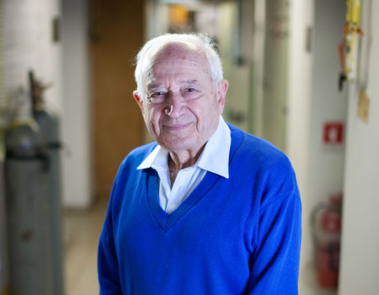Raphael Mechoulam, TCH, medical cannabis, CBD