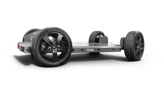Ree Automotive, electric chassis