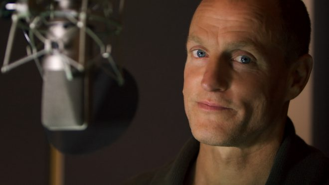 Woody Harrelson, from regenerative agriculture