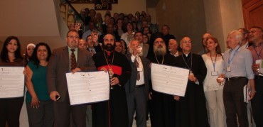 Religions Sign On to Save the River Jordan