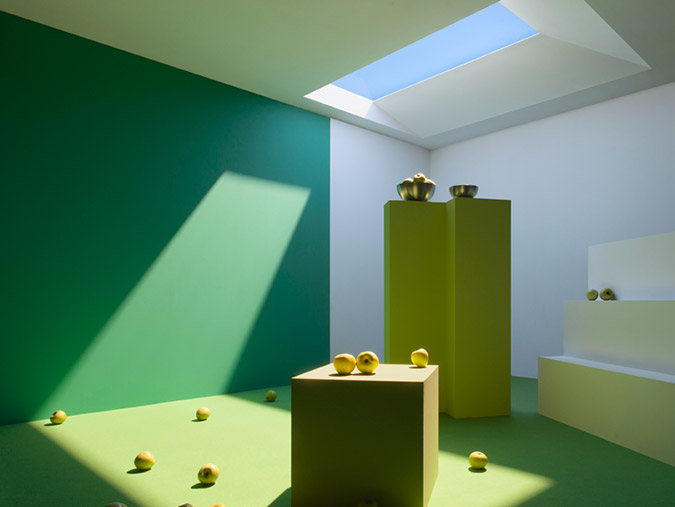 """CoeLux skylights shed """"sunlight"""" on windowless spaces"""