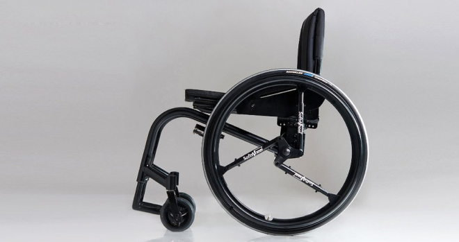 softwheel chair