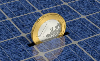 money and investing in solar energy in Dubai