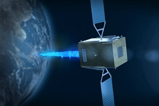 Effective Space Solutions tow truck for satellites
