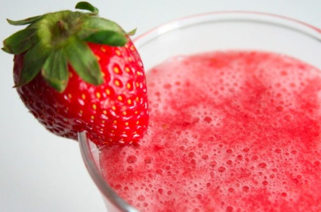 smoothies and hepatitis A