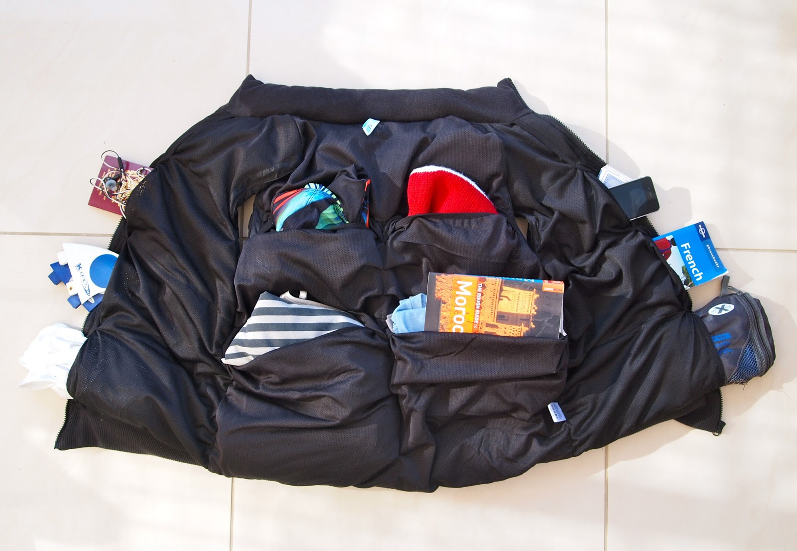 4 Wearable Luggage Ideas To Beat Excess Baggage Charges