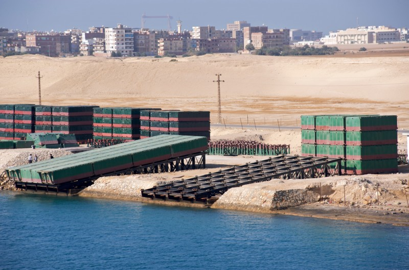Scientists team up to stop Egypt military from expanding the Suez Canal