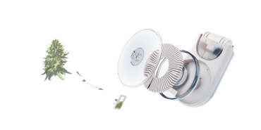 Syqe marijuana inhaler syncs your medical cannabis dosage using 3D printed technology