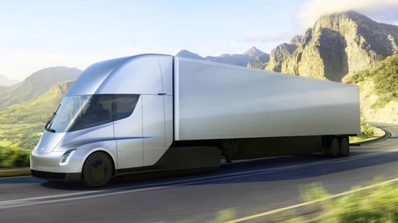 Is Tesla's electric semi-trailer truck an impossible dream?