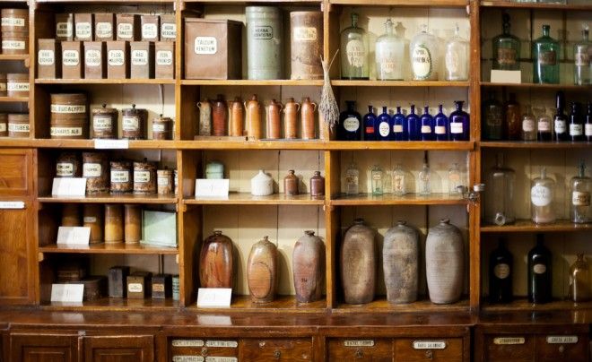 A museum for the History of Medicine in the Holy Land