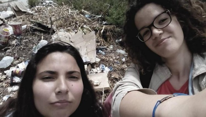 trash-selfies-Tunisia