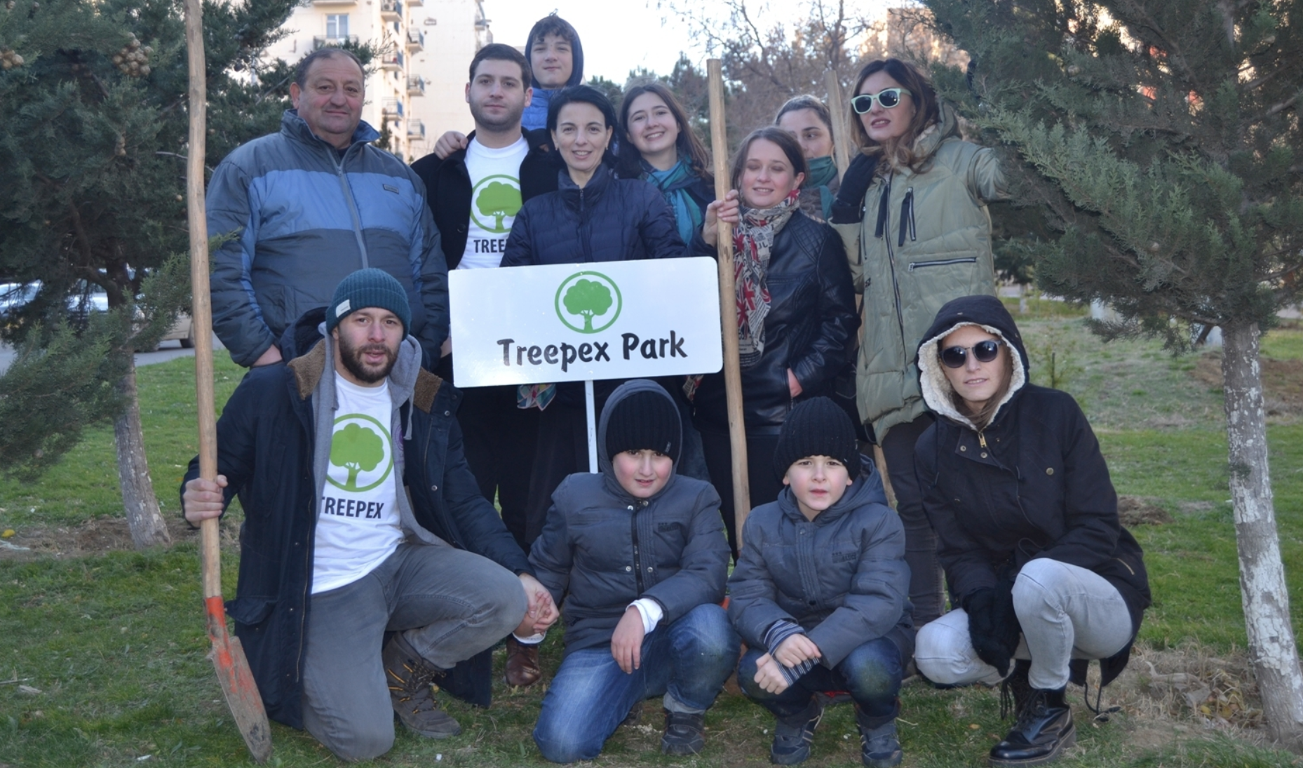 track your trees planted with treepex