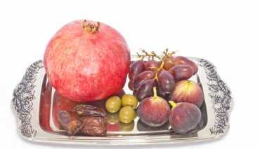 Happy New Year Trees, and spiritual reasons for Tu B'Shevat Customs