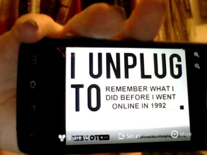 unplug-day