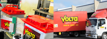 Volta's battery voted NanoIsrael's nano product of the year