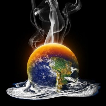 2014 brings Earth its hottest quarter-year ever!
