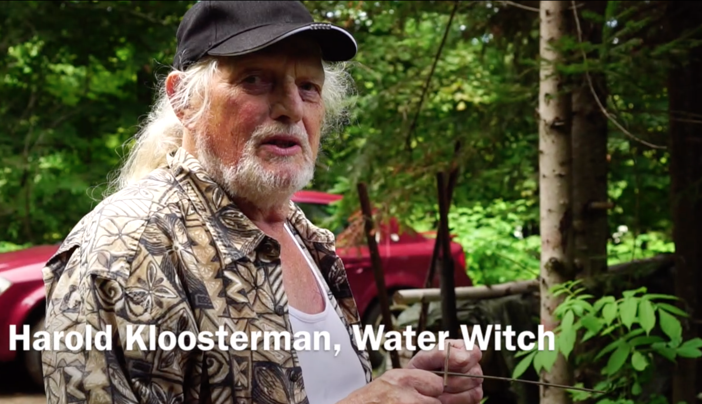 harold kloosterman water witch