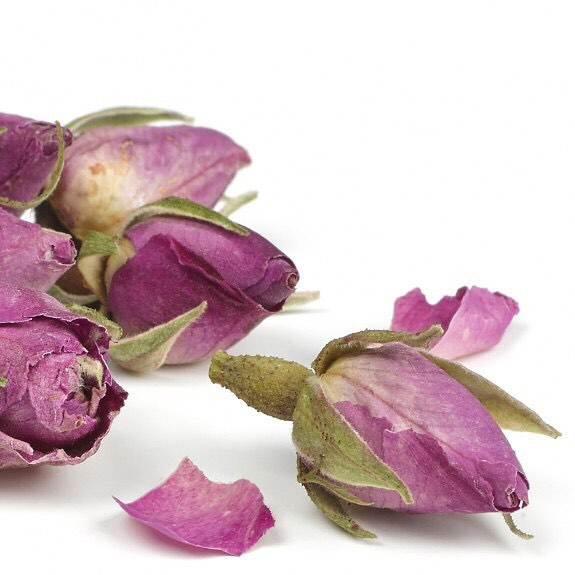 dried roses recipes