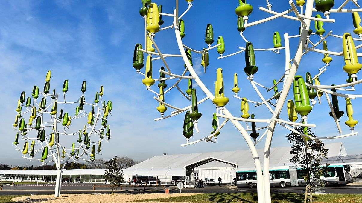 How To Generate Electricity From Tree
