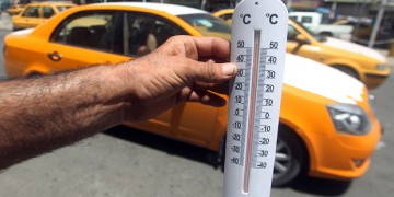 Crazy heat dome will mean no one can live in Arab Gulf by 2100