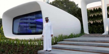 3D-printed villas coming to Dubai!