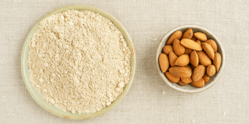 Make your own almond flour at home!