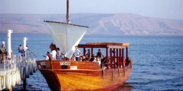 Sea of Galilee still critical water levels, despite winter rain