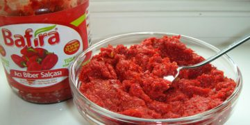 Recipe: Turkish Red Pepper Paste