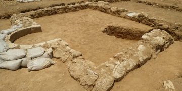 One Of The World's Oldest Mosques Excavated In The Negev